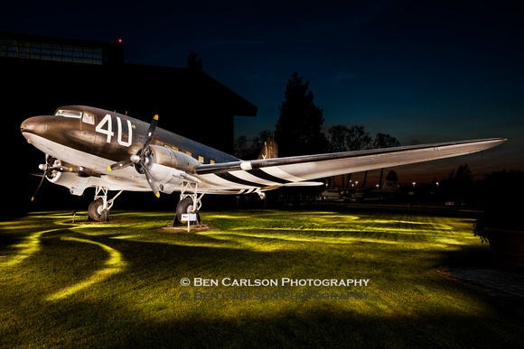 C47 Troop Transport