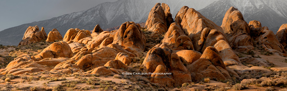 Alabama Hills - Panoramic