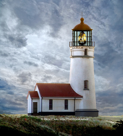 Cape Blanco Lighthouse Guardian